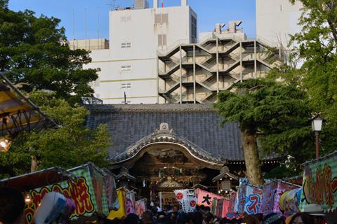 八剱八幡神社祭礼27