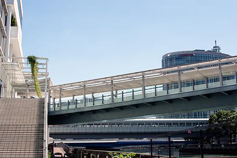 横浜駅から桜木町駅まで02