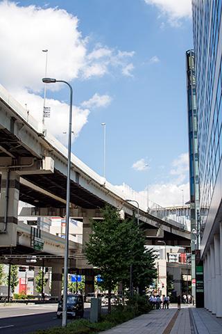横浜駅から桜木町駅まで03