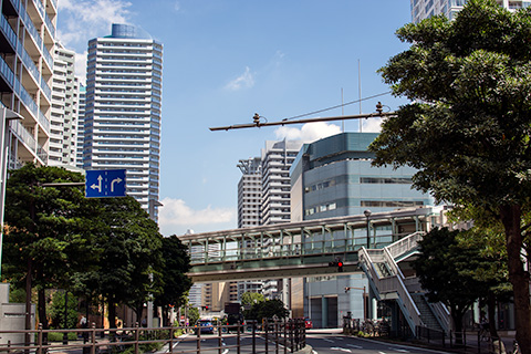 横浜駅から桜木町駅まで06