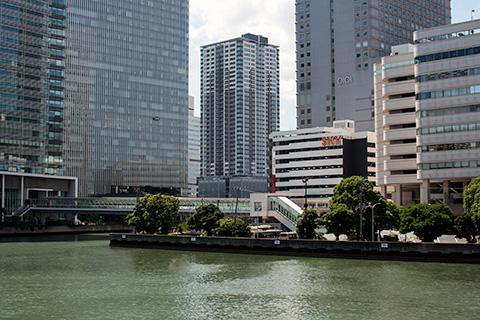 横浜駅から桜木町駅まで07