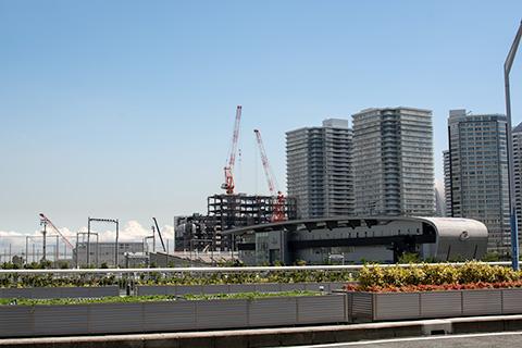 横浜駅から桜木町駅まで09