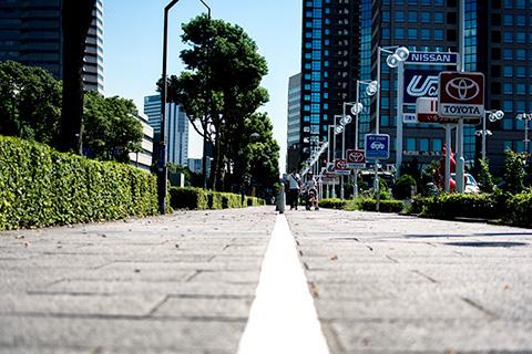 横浜駅から桜木町駅まで20