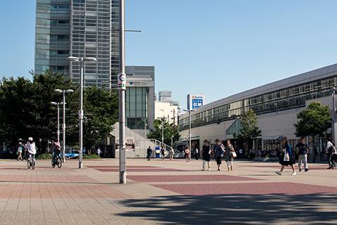 桜木町駅付近11