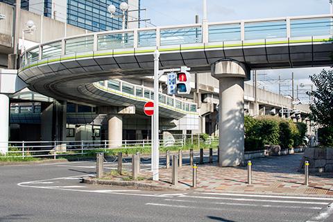 メッセ〜免許センター01