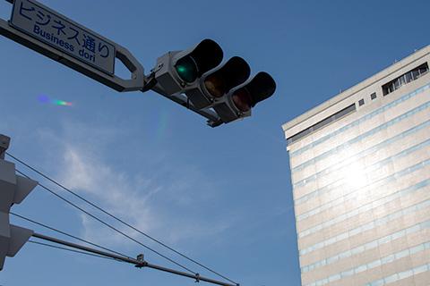 メッセ〜免許センター07
