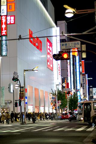 新宿駅付近05