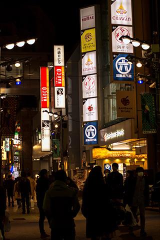 新宿駅付近08