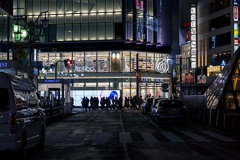 新宿駅付近13