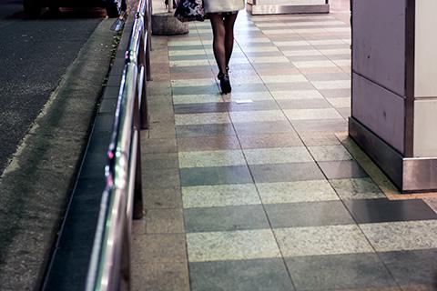 新宿駅付近17