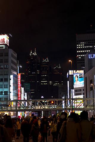新宿駅付近21