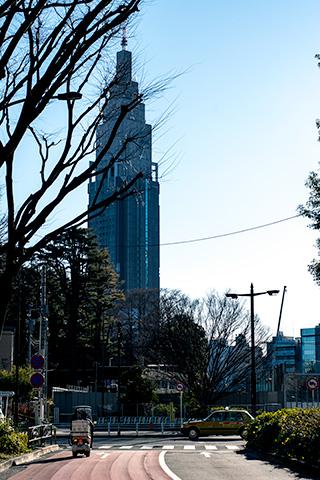 新宿通り3