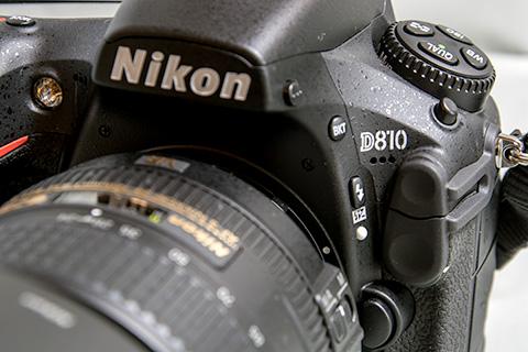D810 24-120 VR レンズキット 3