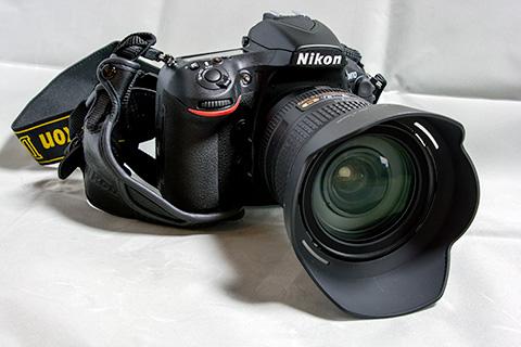 D810 24-120 VR レンズキット 1