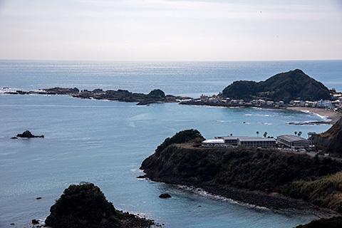 魚見塚展望台10