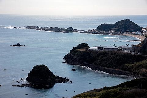 魚見塚展望台15