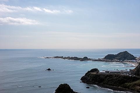 魚見塚展望台16