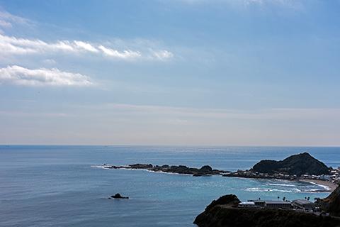 魚見塚展望台19