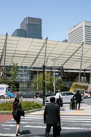 東京駅〜大手町01