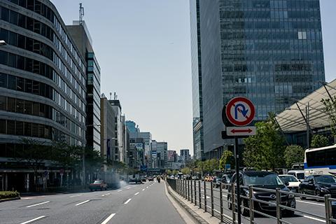 東京駅〜大手町03