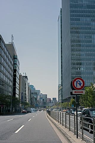 東京駅〜大手町05