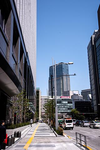 東京駅〜大手町11
