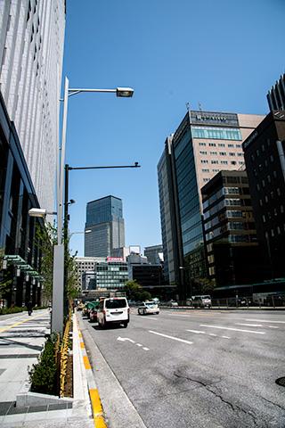 東京駅〜大手町13