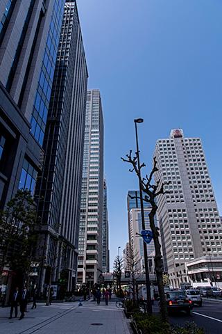東京駅〜大手町18