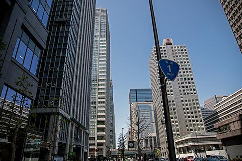 東京駅〜大手町19