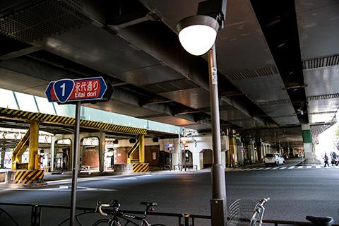 東京駅〜大手町24