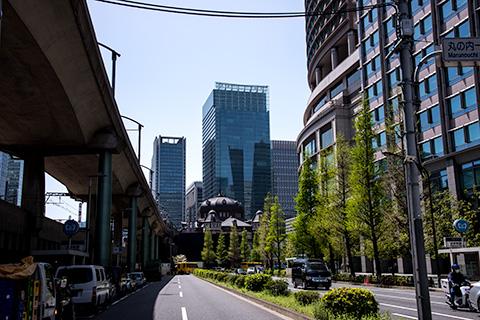 東京駅〜大手町27