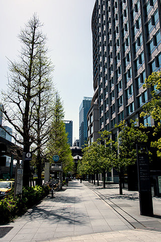 東京駅〜大手町28