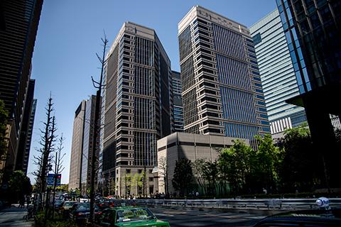 東京駅〜大手町35