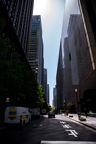 東京駅〜大手町36