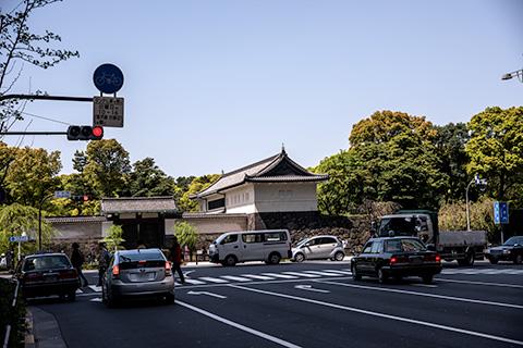 東京駅〜大手町38