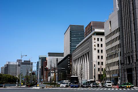 日比谷〜東京駅02