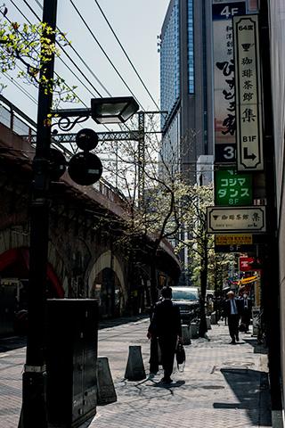 日比谷〜東京駅03