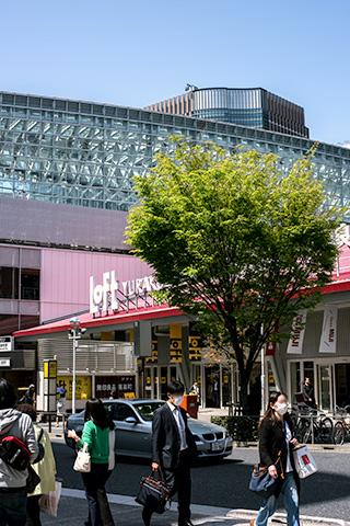 日比谷〜東京駅09