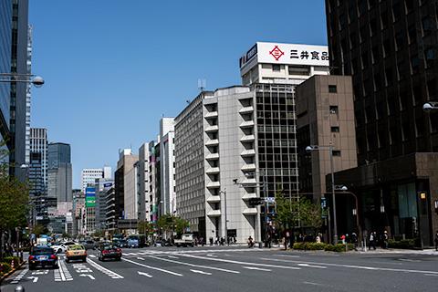 日比谷〜東京駅11