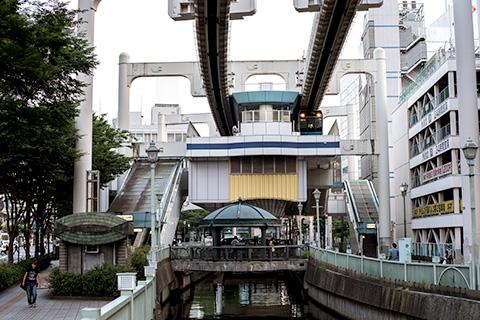 千葉中央公園〜JR千葉駅付近07