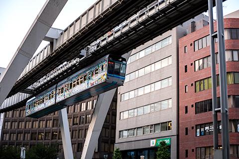 千葉中央公園〜JR千葉駅付近12