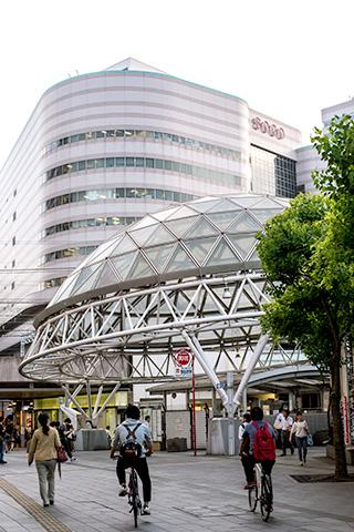 千葉中央公園〜JR千葉駅付近17