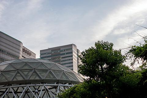 千葉中央公園〜JR千葉駅付近18