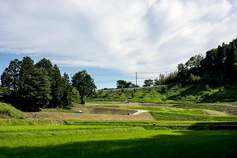 鹿野山の麓09