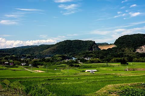 鹿野山の麓15