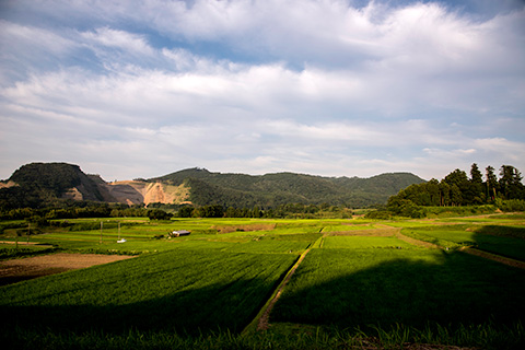 鹿野山の麓26