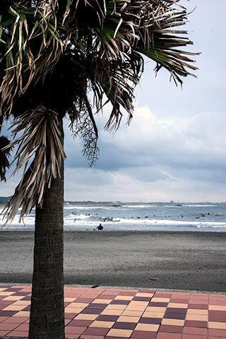 太東海岸防波堤10