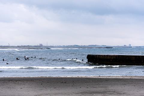太東海岸防波堤12