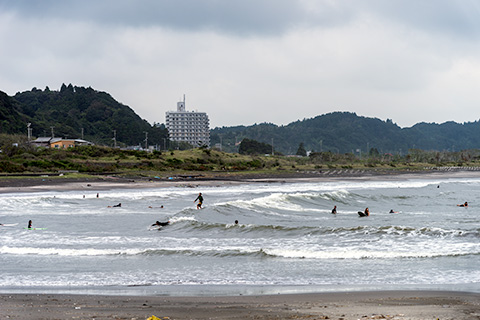 太東海岸防波堤16