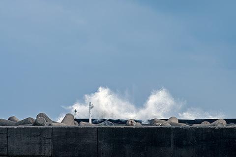 太東海岸防波堤18